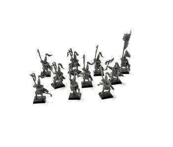 HIGH ELVES 10 White Lions of Chrace #1 Warhammer Fantasy