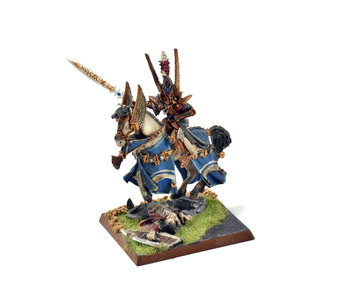 HIGH ELVES Tyrion Mounted METAL #1 Warhammer Fantasy