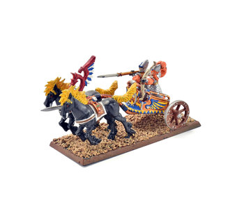 HIGH ELVES Tiranoc Chariot METAL #1 Warhammer Fantasy