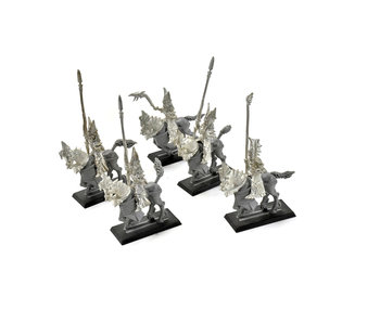 HIGH ELVES 5 Dragon Princes METAL #1 Warhammer Fantasy
