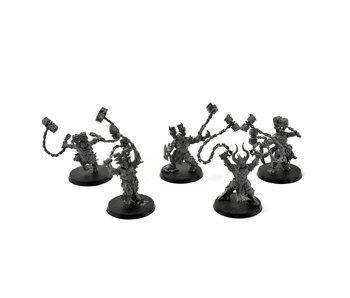 SLAVES TO DAKNESS Wrathmongers #1 Warhammer sigmar