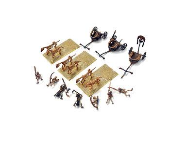 TOMB KING 3 Tomb King Chariots #4 Warhammer Fantasy