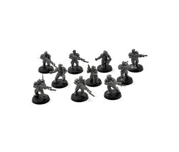 ASTRA MILITARUM 10 Cadian Infantry Squad #1 catachan 40k