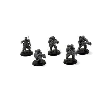 ASTRA MILITARUM Cadian Command Squad #1 Warhammer 40k