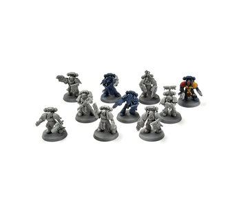 SPACE WOLVES 10 Blood Claws #2 Warhammer 40k Grey hunters