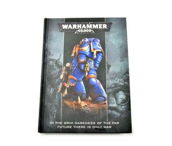 WARHAMMER 40k Mini Core rulebook Rule #1 Warhammer 40k