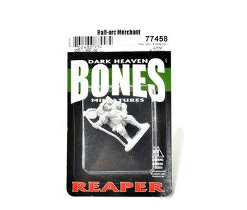 REAPER Miniatures Half-Orc Merchant