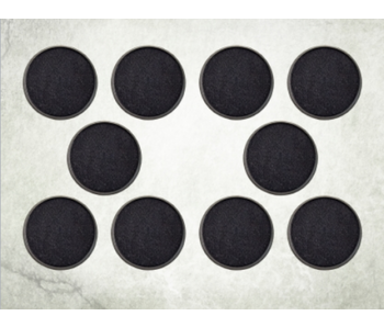 Round 32mm Bases (KRPB012)