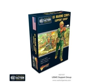 Bolt Action U.S. Marine Corps Support Group