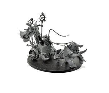 SLAVES TO DARKNESS Gorebeast Chariot #1 Warhammer Sigmar