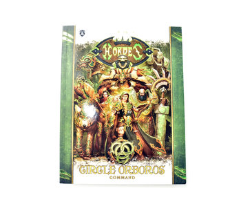HORDES Circle Orboros Command Book