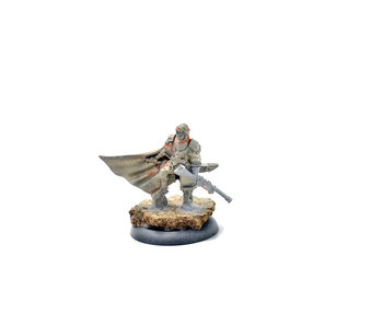 HORDES Saxon Orrik #1 METAL Minions