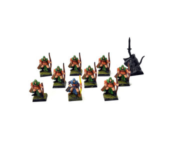 WOOD ELVES 10  Glade guards Archers #1 Warhammer Fantasy Classic