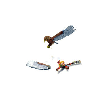 WOOD ELVES Warhawk Mage #6 Warhammer Fantasy