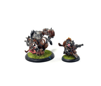 MINIONS Rorsh and Brine #1 WELL PAINTED hordes