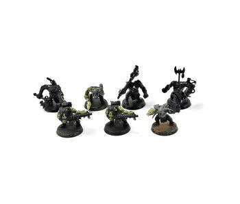 ORKS 7 Orks Boyz #1 Warhammer 40k