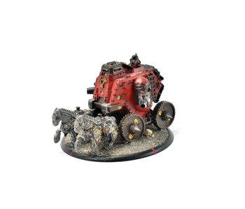 KHADOR Gun Carriage #1 METAL warmachine