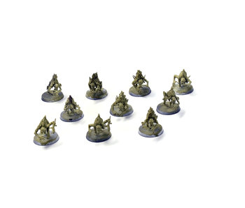 FLESH-EATER COURTS 10 Crypt Ghouls #6 Warhammer Sigmar