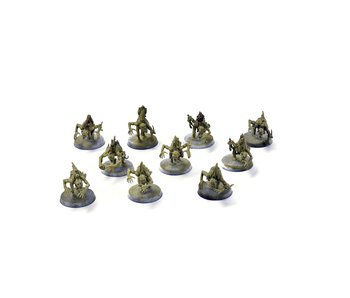 FLESH-EATER COURTS 10 Crypt Ghouls #7 Warhammer Sigmar