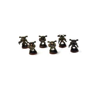 DEATH GUARD 6 Plague Marines #2 OOP Warhammer 40k