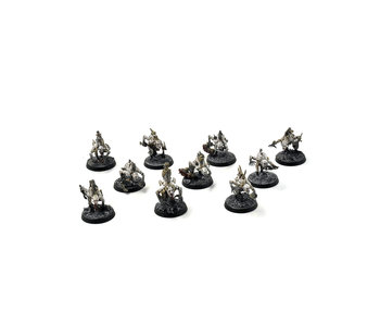 FLESH-EATER COURTS 10 Crypt Ghouls #1 WELL PAINTED Warhammer Sigmar