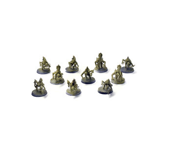 FLESH-EATER COURTS 10 Crypt Ghouls #9 Warhammer Sigmar
