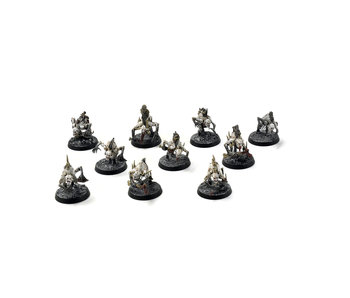 FLESH-EATER COURTS 10 Crypt Ghouls #4 WELL PAINTED Warhammer Sigmar