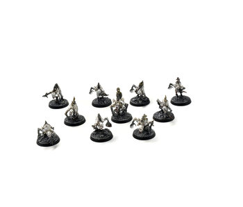 FLESH-EATER COURTS 10 Crypt Ghouls #3 WELL PAINTED Warhammer Sigmar