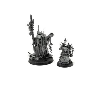 ORRUK WARCLANS Swamp Ralla Shaman with Pot Got #1 Warhammer Sigmar