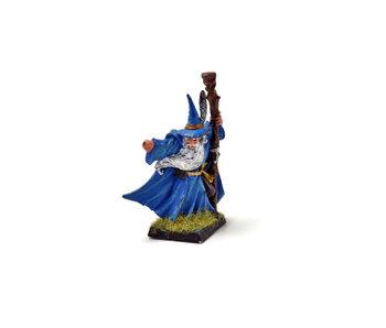 EMPIRE Grey Wizard on foot #2 Warhammer Fantasy