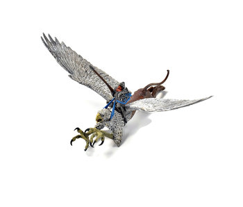 EMPIRE Griffon Converted with Captain #1 Warhammer Fantasy