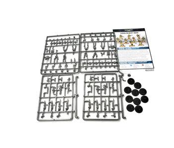 ASTRA MILITARUM Cadian Infantry Squad #1 Warhammer 40k
