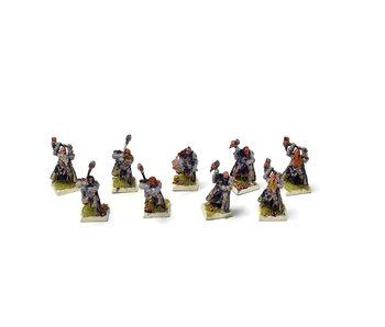 EMPIRE 9 Teutogen Guard  #2 METAL Warhammer Fantasy