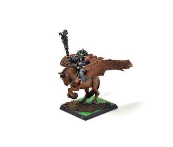 EMPIRE Balthasar Gelt Mounted #1 METAL Warhammer Fantasy