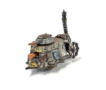EMPIRE Steam Tank #2 WELL PAINTED METAL Warhammer Fantasy