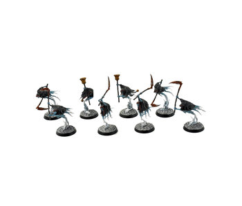 NIGHTHAUNT 8 Grimghast Reapers #1 PRO PAINTED Sigmar