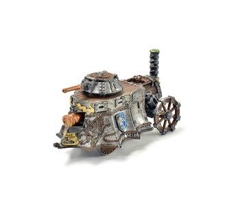 EMPIRE Steam Tank #1 WELL PAINTED METAL Warhammer Fantasy