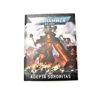 ADEPTA SORORITAS Codex Warhammer 40k