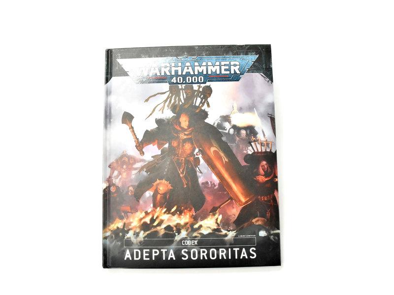 Games Workshop ADEPTA SORORITAS Codex Warhammer 40k