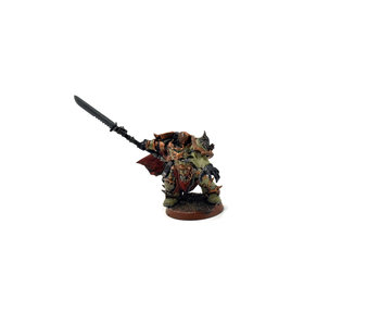 DEATH GUARD Hero Converted #1 Warhammer 40k