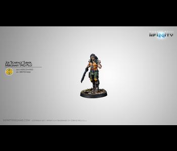 Infinity - Mercenaries: Joe Scarface Turner