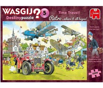 Jumbo 1000 pcs Wasgij Destiny Puzzle Time Travel!