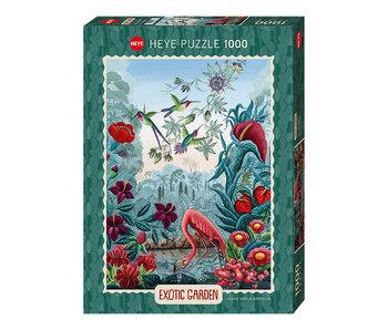 Heye Puzzle 1000pcs. Bird Paradise