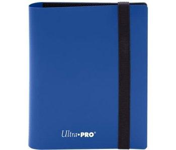 Ultra Pro Binder Pro Eclipse 2Pkt Pacific Blue