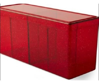 Dragon Shield Storage Box With4 Compartments Ruby