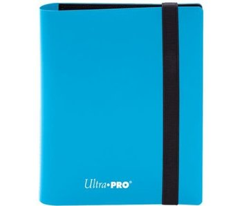 Ultra Pro Binder Pro Eclipse 2Pkt Sky Blue