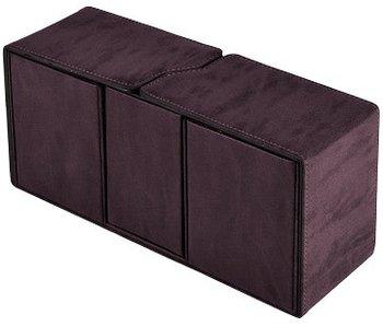 Ultra Pro D-Box Alcove Vault Suede Amethyst
