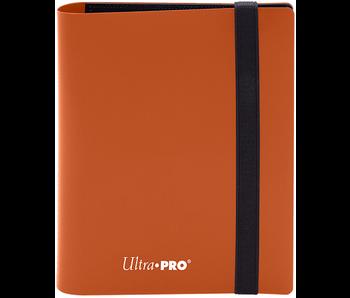 Ultra Pro Binder Pro Eclipse 2Pkt Pumpkin Orange