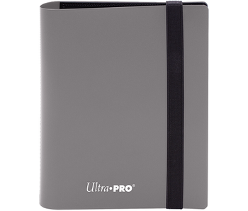 Ultra Pro Binder Pro Eclipse 2Pkt Smokey Grey