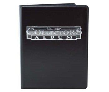 Ultra Pro Portfolio 9Pkt Collectors Black